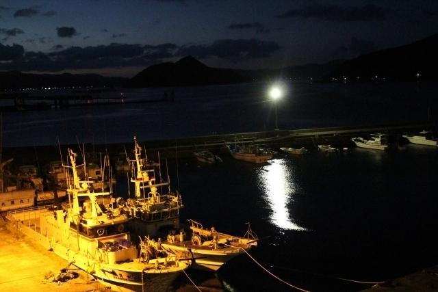 夜の漁港.jpg